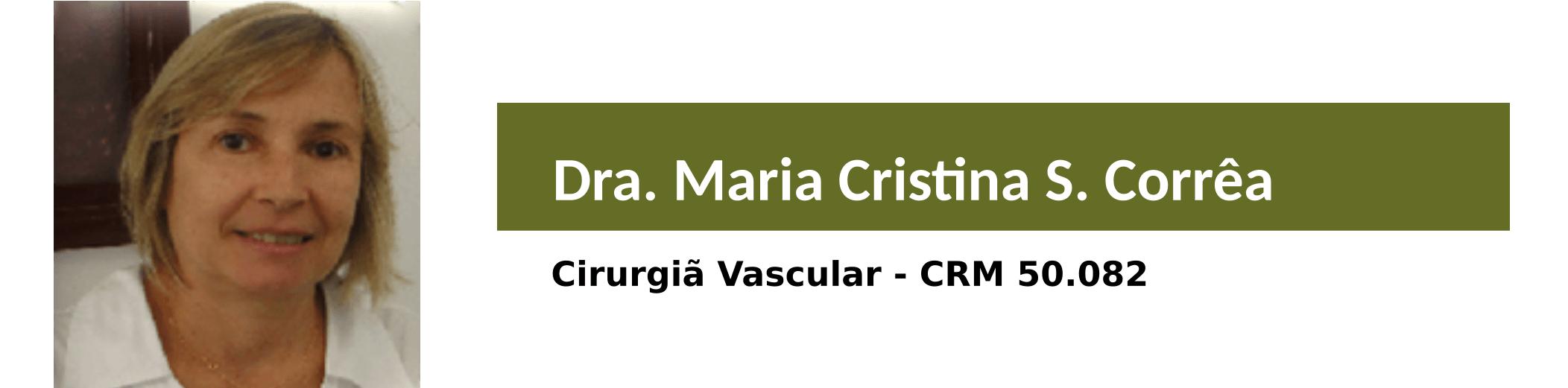 especialista dra maria cristina s correa 080419